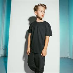 AH6 kids Fitted t-shirt Antraciet