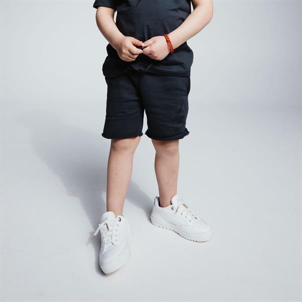 AH6 kids Rockstar short Grijs