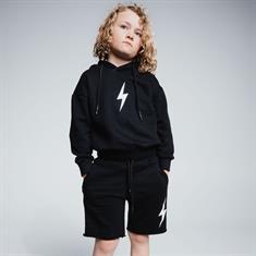 AH6 kids Rockstar short Zwart