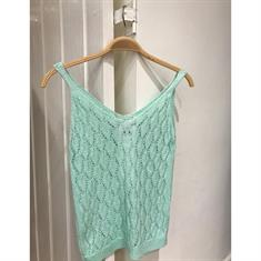 Ambika Top mint Mintgroen