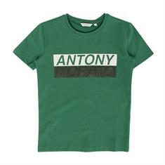 Antony morato MKKS00475 Donkergroen