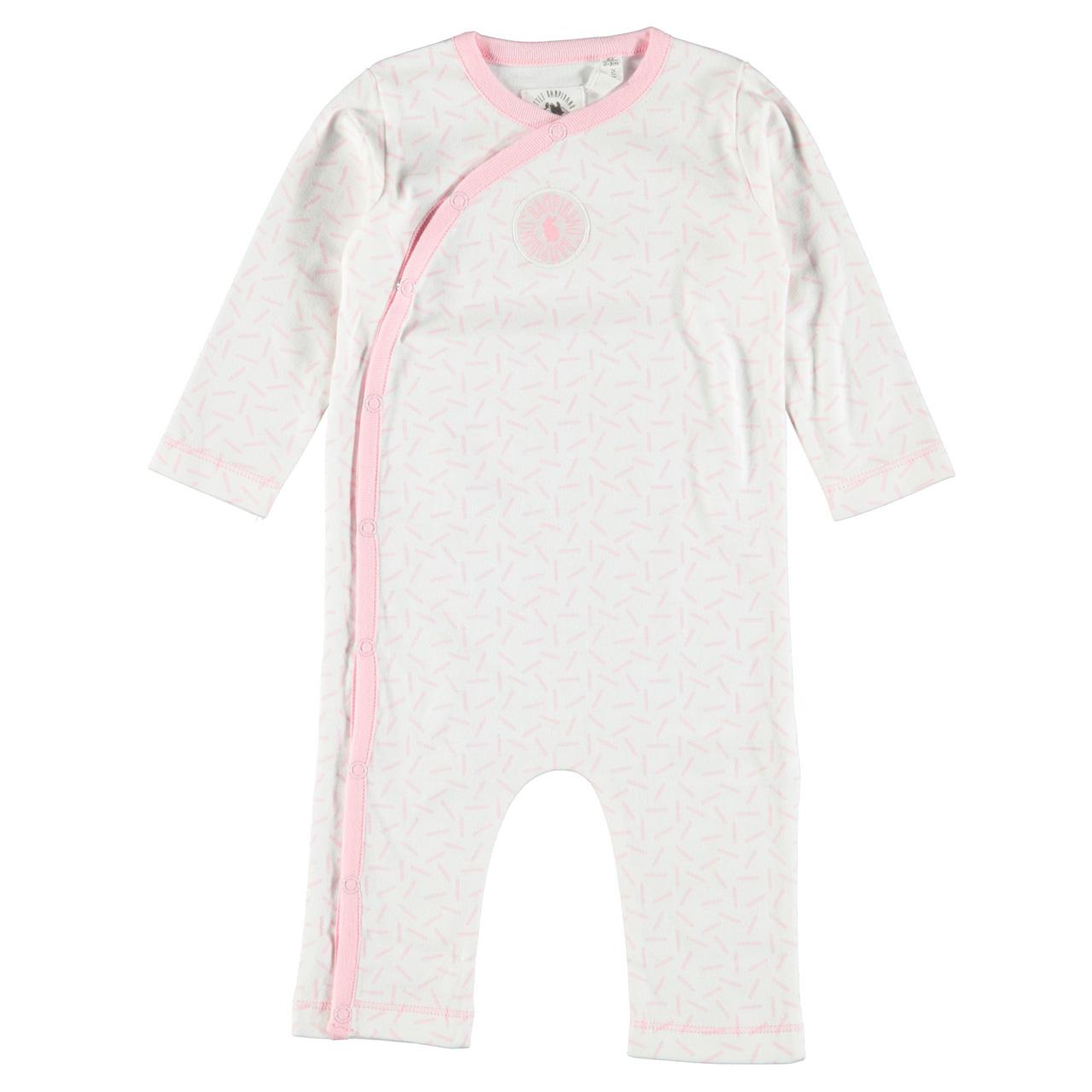 Roze Babykleding.Bampidano G A707 9006 Roze Babykleding Meisjes Irma Mode