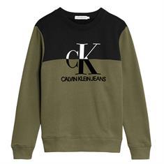 Calvin Klein Boys IB0lb00566 Groen