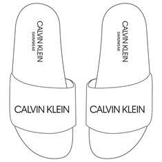Calvin Klein Boys Kk0kk00075 ycd Wit