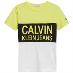 Calvin Klein Boys Zjb Geel