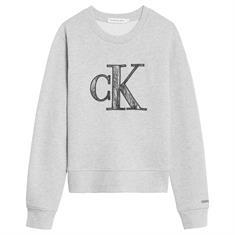 Calvin Klein Girls IG0IG01106 Grijs
