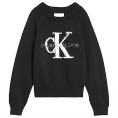 Calvin Klein Girls IG0IG01149 Zwart