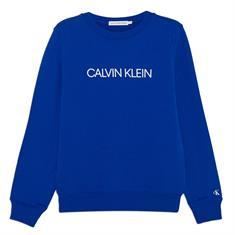Calvin Klein Girls IU0IU00162 Kobaltblauw