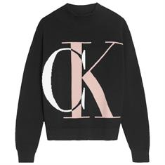 Calvin Klein Girls Oco Zwart