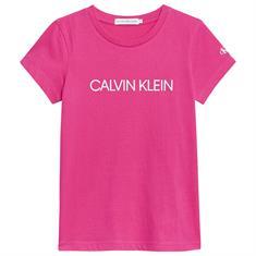 Calvin Klein Girls Tp1 Fuchsia