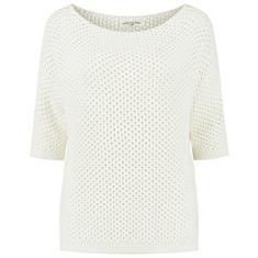 Circle of Tr Lien knit 1263 Creme