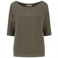 Circle of Tr Lien knit 2088 Army