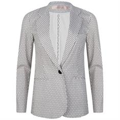 Esqualo Blazer honey Wit dessin