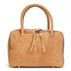Fabienne cha Jordan bag small Camel