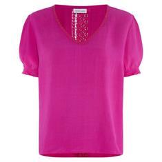 Fabienne chapot 7306-uni donna Roze