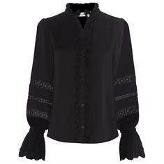 Fabienne chapot 9001-uni Zwart