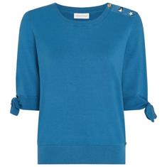 Fabienne chapot Molly ss pullover Blauw