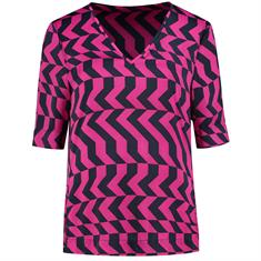 Fifth House Rara shortsleeve top Fuchsia
