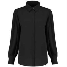 Fifth House Soba blouse Zwart