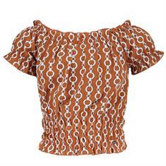 Frankie & Liberty Thirza blouse Terra