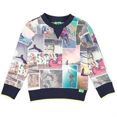Funky xs boy BP Picture Sweat Diverse kleuren
