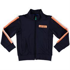 Funky xs boy Os track jacket b Donkerblauw