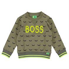 Funky xs boy Ub boss sweat Army