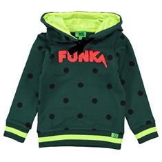 Funky xs boy Ub funk sweat Groen