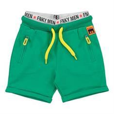Funky xs boy Ys uni sweat Groen