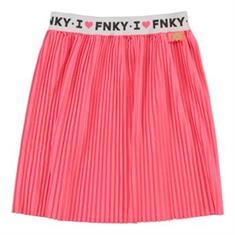 Funky xs gir Bw plisse skirt Roze