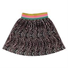 Funky xs gir Cg1 zebra skirt Bruin