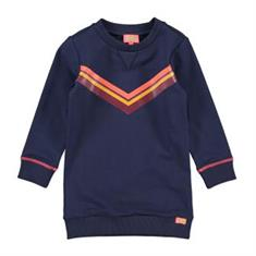 Funky xs gir Fp sweat dress Donkerblauw