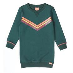 Funky xs gir Fp sweat dress Groen