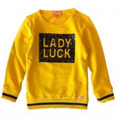 Funky xs gir Gm lady luck sweat Geel