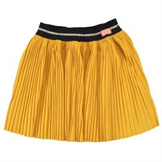 Funky xs gir Gm pleat skirt Geel