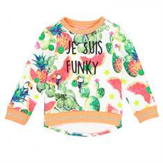 Funky xs gir GS Tropic Sweater Diverse kleuren