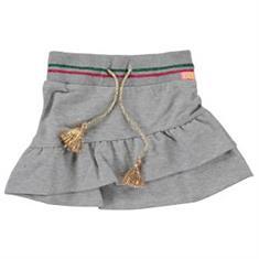 Funky xs gir SS Sweat Skirt Grijs