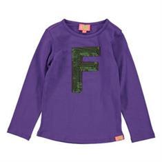Funky xs girls Fp f tee Paars