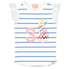 Funky xs girls GS 38 Tee Blauw