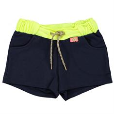 Funky xs girls GS Uni Short Donkerblauw