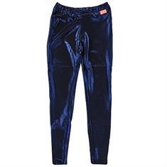 Funky xs girls SS Metallic Legg Kobaltblauw