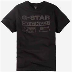 G-star B 02 Zwart