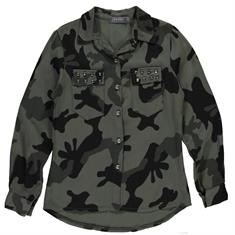 Geisha kids 83561K-70 Army