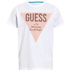 Guess boy L92I00 K82C0 Wit