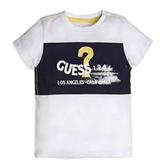 Guess boy N92I00 K82C0 Wit