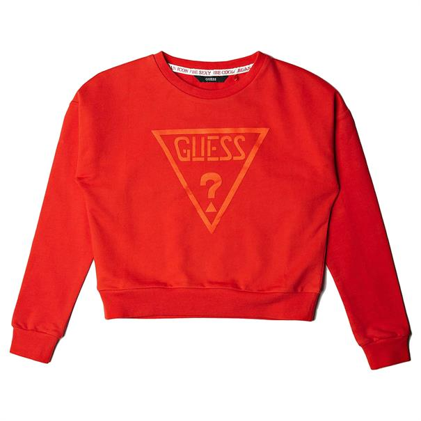 Guess girl J83Q13 K71D0 Rood