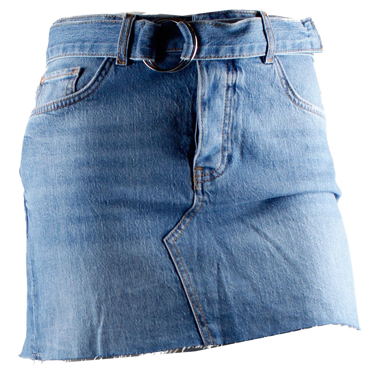 a743c2f80c4880 Guess W92D37 D3LD0 Jeans - Rokken - Dames - Irma Mode