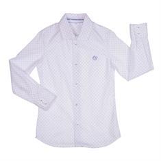 Gymp boys Paw shirt Blauw dessin