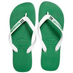 Havaianas Brasil layers green Groen