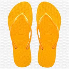 Havaianas Slim banana yellow Geel